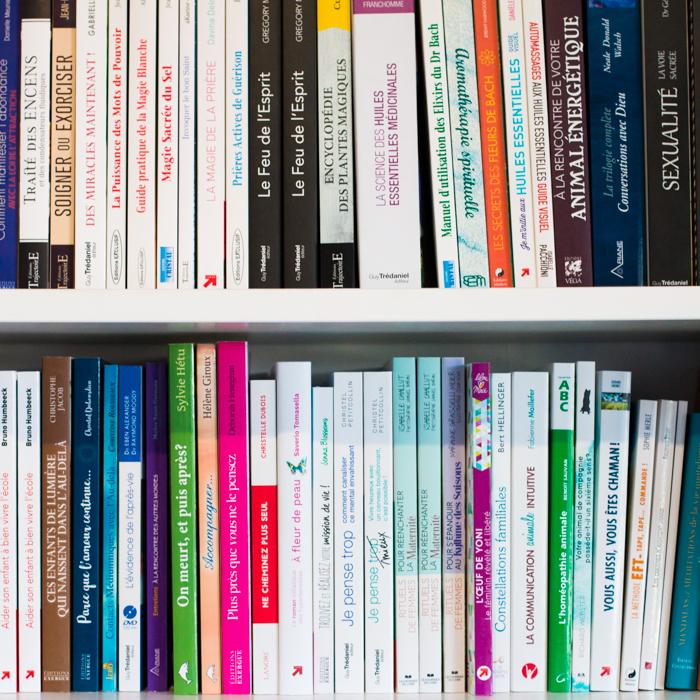 Universelles boutique librairie esotérique