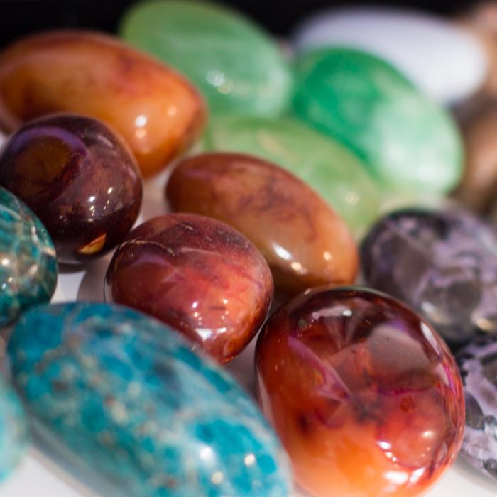 Universelles boutique pierres lithotherapie mineraux