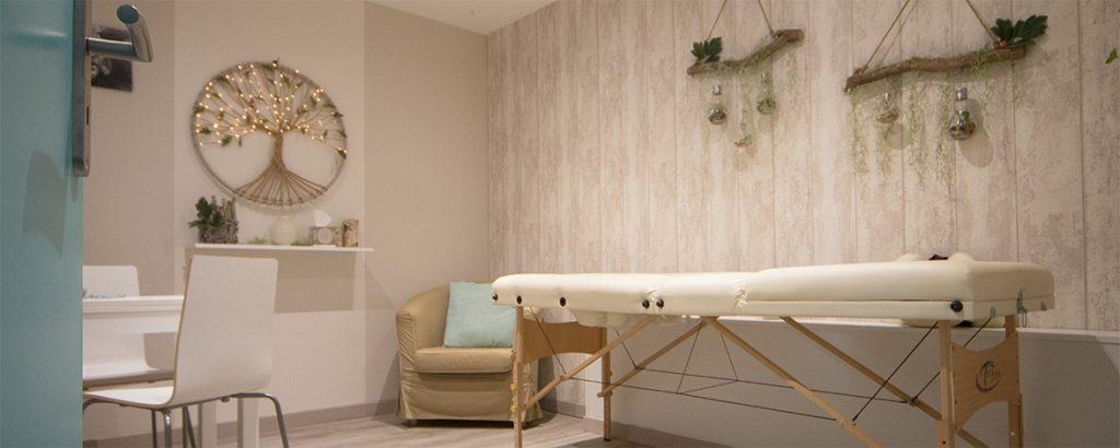 Universelles location salle soins massages