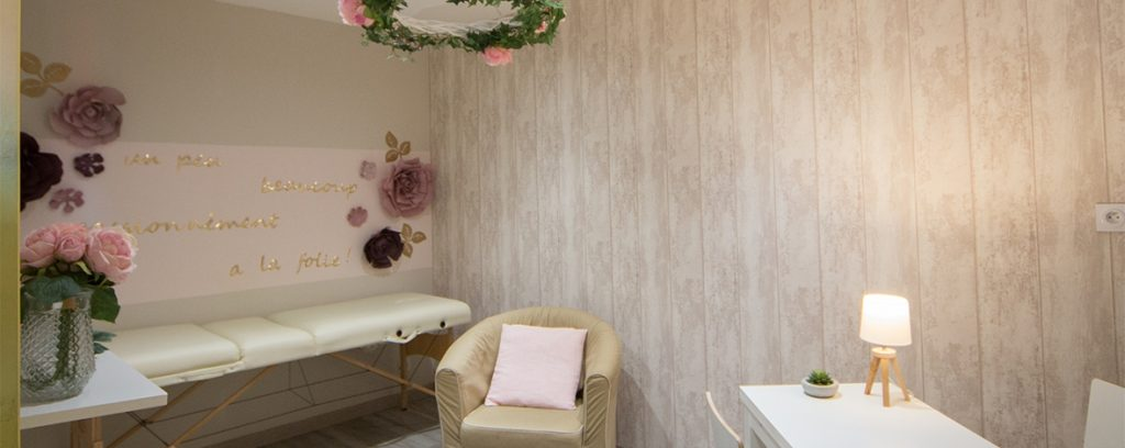Universelles location salle soins individuels