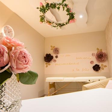 Universelles location salle massage